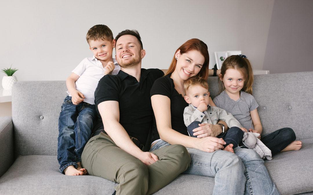 Une séance photo de famille sans stress en 10 étapes