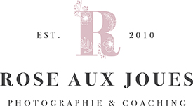 Rose aux joues - photographie & coaching